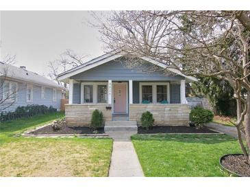 Photo one of 4826 Crittenden Ave Indianapolis IN 46205 | MLS 21776595