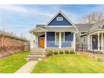Photo one of 1537 Hoyt Ave Indianapolis IN 46203 | MLS 21776697