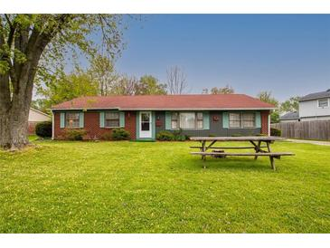 Photo one of 10205 Churchill Ct Indianapolis IN 46229 | MLS 21777259