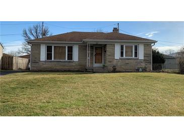 Photo one of 5417 E 13Th St Indianapolis IN 46219 | MLS 21777264