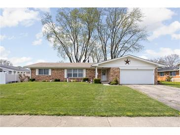 Photo one of 624 Brookside Ln Plainfield IN 46168 | MLS 21777303