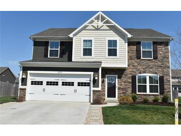 Photo one of 6845 Ennis Dr Brownsburg IN 46112 | MLS 21777343