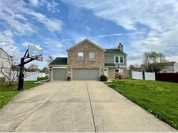 Photo one of 484 Thornburg Pkwy Brownsburg IN 46112 | MLS 21777527