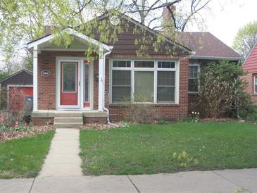 Photo one of 320 N Whittier Pl Indianapolis IN 46219 | MLS 21777613