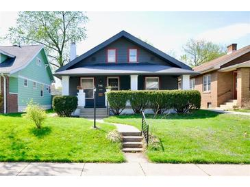 Photo one of 746 N Riley Ave Indianapolis IN 46201 | MLS 21777657