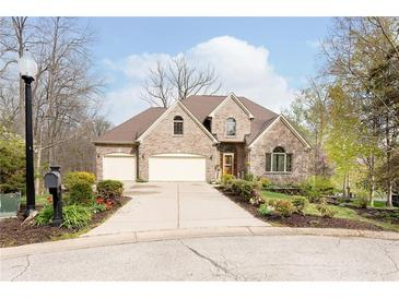 Photo one of 4709 Ashwood Ct Zionsville IN 46077   MLS 21777981