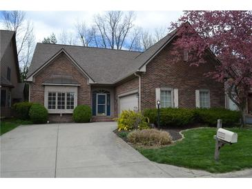 Photo one of 9520 Huntington Ln Indianapolis IN 46260 | MLS 21778080