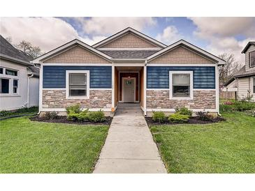 Photo one of 1122 N Keystone Ave Indianapolis IN 46201 | MLS 21778256