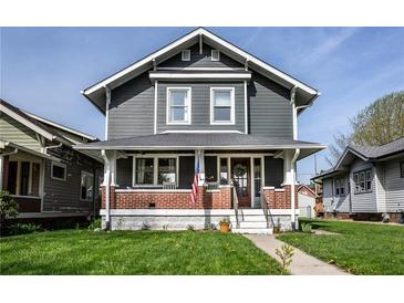 Photo one of 726 N Riley Ave Indianapolis IN 46201 | MLS 21778402