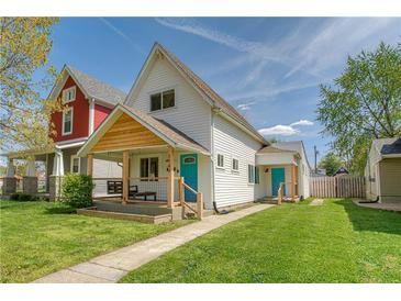 Photo one of 1149 Linden St Indianapolis IN 46203 | MLS 21778442