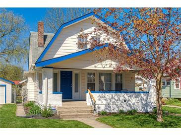 Photo one of 536 N Wallace Ave Indianapolis IN 46201 | MLS 21778523