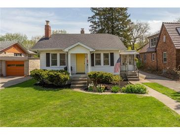 Photo one of 907 N Arlington Ave Indianapolis IN 46219 | MLS 21778534