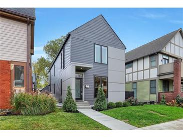 Photo one of 1745 N Pennsylvania St Indianapolis IN 46202 | MLS 21778595