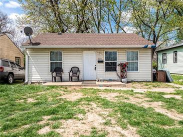 Photo one of 3114 Adams St Indianapolis IN 46218   MLS 21778663