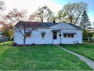Photo one of 337 Campus Ln Indianapolis IN 46219   MLS 21778740
