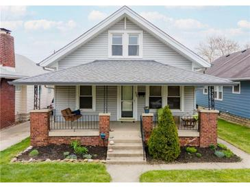 Photo one of 439 N Drexel Ave Indianapolis IN 46201   MLS 21778794