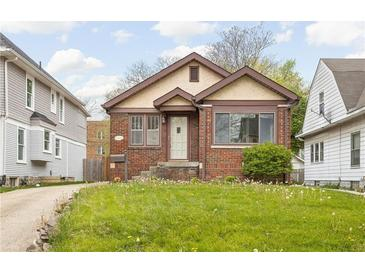 Photo one of 26 N Bolton Ave Indianapolis IN 46219 | MLS 21778865