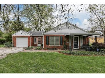 Photo one of 1615 N Spencer Ave Indianapolis IN 46218 | MLS 21778964