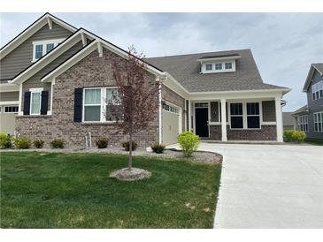 Photo one of 4940 E Amesbury Pl Noblesville IN 46062 | MLS 21778990