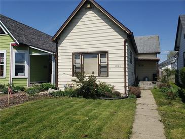 Photo one of 1020 Elm St Indianapolis IN 46203 | MLS 21779030