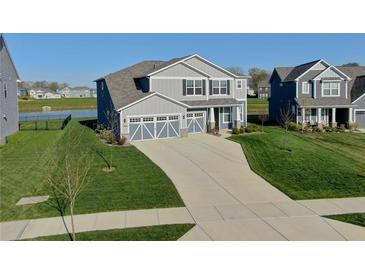 Photo one of 5658 Mahogany Dr Noblesville IN 46062   MLS 21779064