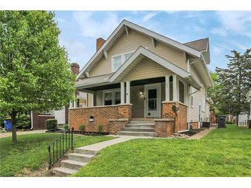 Photo one of 721 N Wallace Indianapolis IN 46201   MLS 21779300