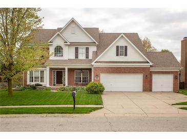 Photo one of 7821 Highland Meadows Dr Brownsburg IN 46112 | MLS 21779332