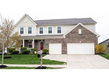 Photo one of 14371 Brook Meadow Dr McCordsville IN 46055 | MLS 21779335
