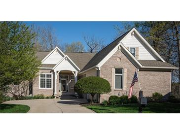 Photo one of 9730 Oakhaven Ct Indianapolis IN 46256 | MLS 21779368