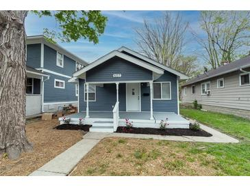 Photo one of 607 N Chester Ave Indianapolis IN 46201 | MLS 21779467