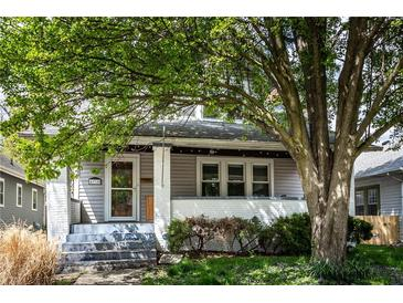 Photo one of 4710 Carrollton Ave Indianapolis IN 46205   MLS 21779572