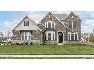Photo one of 11078 Portage Woods Dr Fishers IN 46040 | MLS 21779610
