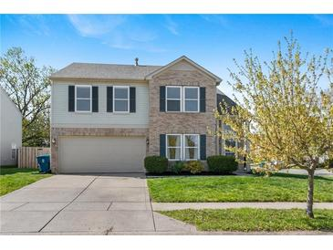 Photo one of 12217 Brangton Dr Fishers IN 46038 | MLS 21779621
