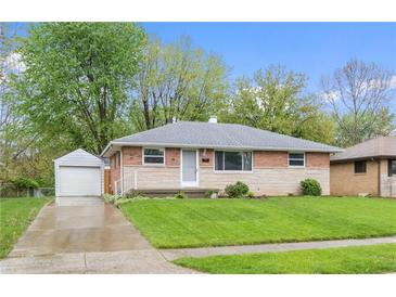 Photo one of 717 S 4Th Ave Beech Grove IN 46107 | MLS 21780631
