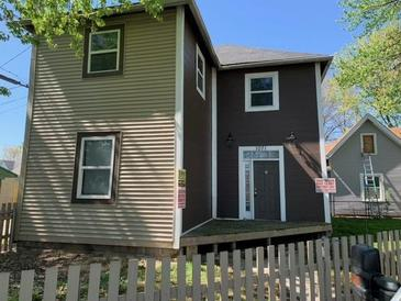 Photo one of 1071 W Mccarty St Indianapolis IN 46221 | MLS 21780670