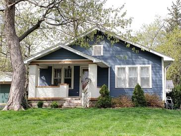 Photo one of 924 N Campbell Ave Indianapolis IN 46219 | MLS 21780672