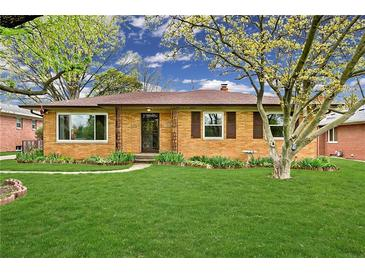 Photo one of 1350 N Graham Ave Indianapolis IN 46219 | MLS 21780709