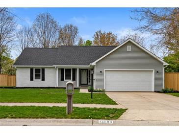 Photo one of 12580 Ensley Dr Fishers IN 46038 | MLS 21780755