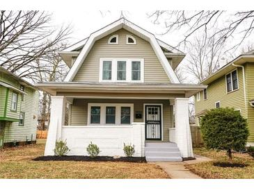 Photo one of 3930 Winthrop Ave Indianapolis IN 46205 | MLS 21780787