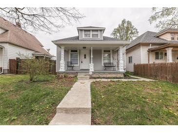 Photo one of 1606 Lawton Ave Indianapolis IN 46203 | MLS 21780813