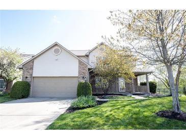 Photo one of 12915 Whitehaven Ln Fishers IN 46038 | MLS 21780822