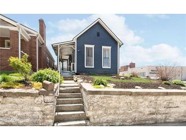 Photo one of 517 Lord St Indianapolis IN 46202 | MLS 21780860