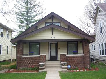Photo one of 424 N Emerson Ave Indianapolis IN 46219 | MLS 21780877