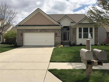 Photo one of 12981 Duval Dr Fishers IN 46037 | MLS 21780885