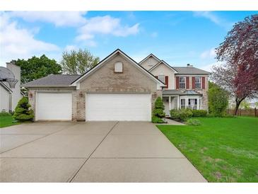 Photo one of 8570 Babson Ct Fishers IN 46038 | MLS 21780939