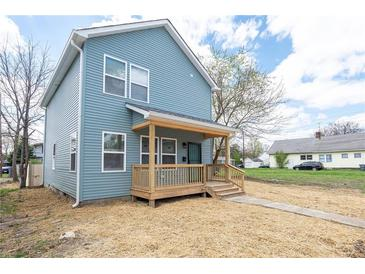 Photo one of 426 N Parker Ave Indianapolis IN 46201 | MLS 21781098
