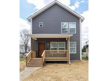 Photo one of 418 N Parker Ave Indianapolis IN 46201   MLS 21781111