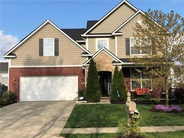 Photo one of 5423 Landrum Dr Indianapolis IN 46234 | MLS 21781158