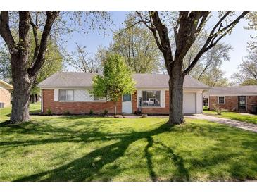 Photo one of 425 Madison Dr Greenfield IN 46140 | MLS 21781162