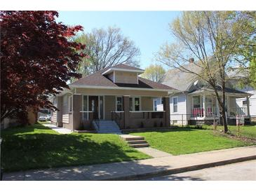 Photo one of 1222 N Lasalle St Indianapolis IN 46201 | MLS 21781256